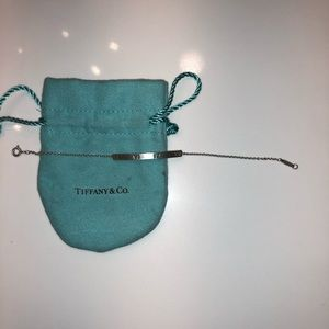 Authentic Tiffany & Co. Atlas bracelet
